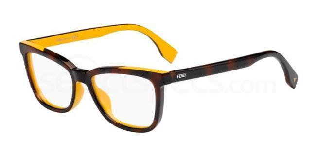 MFR FF 0122 Glasses, Fendi