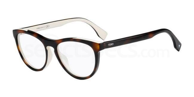 MIY FF 0123 Glasses, Fendi