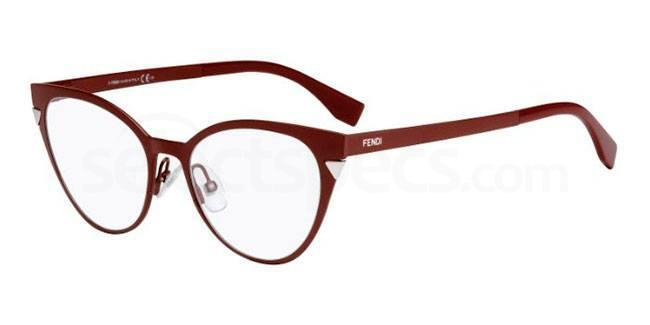 MQF FF 0126 Glasses, Fendi