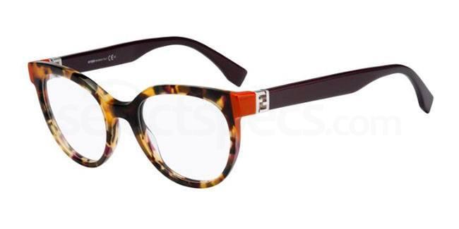 MFX FF 0131 Glasses, Fendi