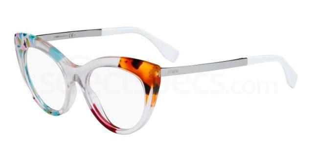 TKU FF 0157 Glasses, Fendi
