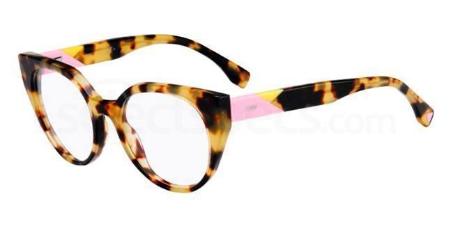 00F FF 0160 Glasses, Fendi
