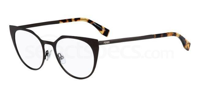 2X3 FF 0161 Glasses, Fendi