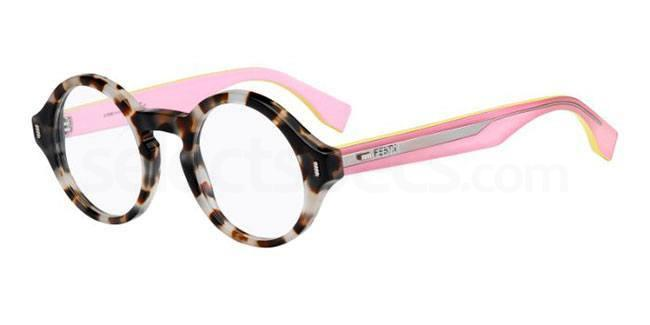 UEY FF 0162 Glasses, Fendi