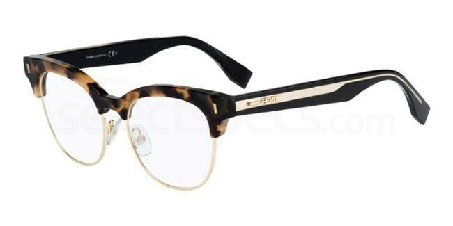 UEI FF 0163 Glasses, Fendi