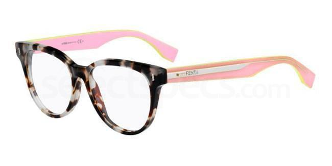UEY FF 0164 Glasses, Fendi