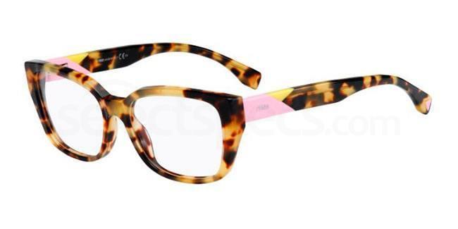 00F FF 0169 Glasses, Fendi