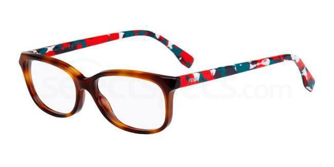 TTR FF 0173 Glasses, Fendi
