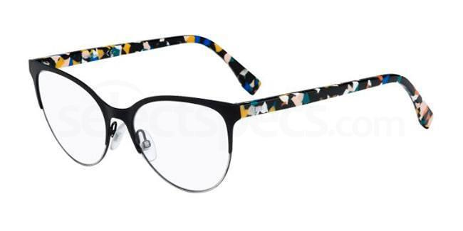 TWH FF 0174 Glasses, Fendi
