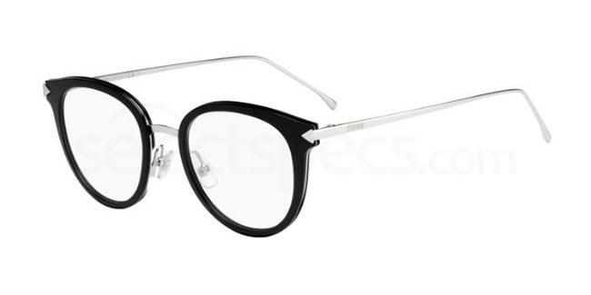 RMG FF 0166 Glasses, Fendi
