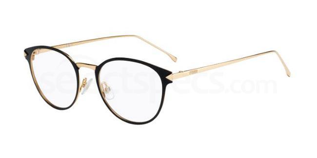 F0G FF 0167 Glasses, Fendi