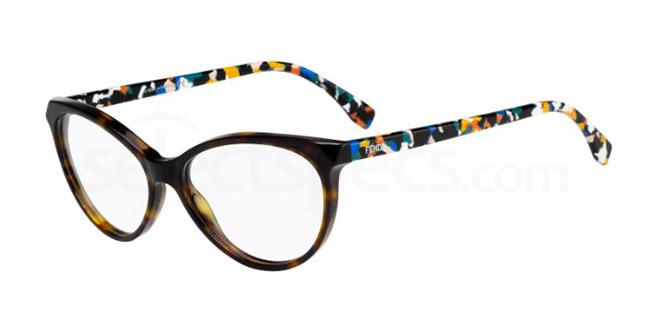 TTO FF 0171 Glasses, Fendi