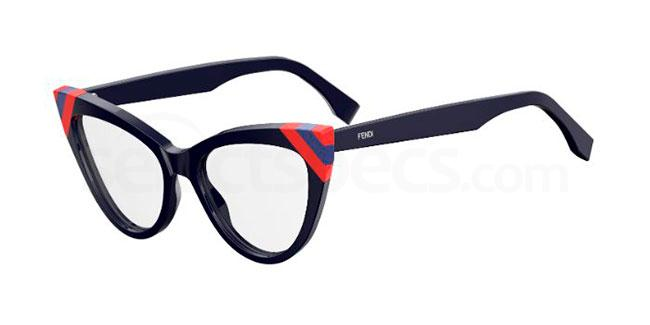 PJP FF 0245 Glasses, Fendi