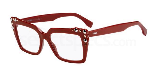 C9A FF 0262 Glasses, Fendi