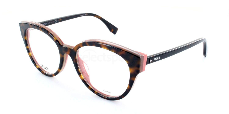 086 FF 0280 Glasses, Fendi