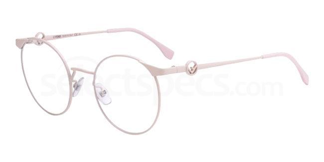 35J FF 0305 Glasses, Fendi
