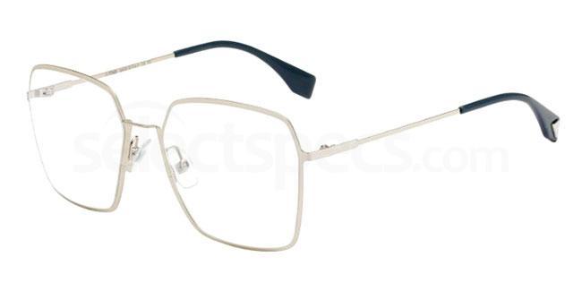 3YG FF 0333 Glasses, Fendi