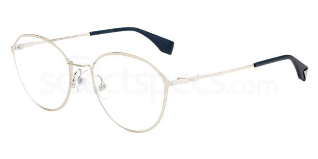 3YG FF 0340/F Glasses, Fendi