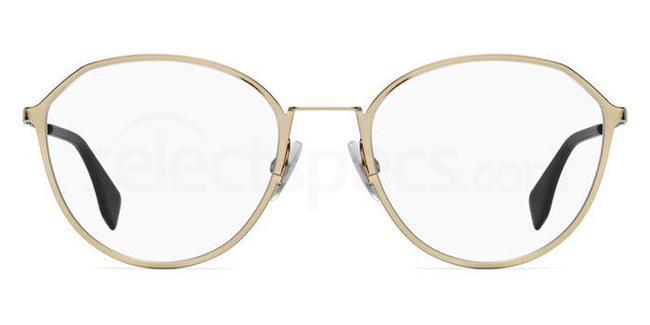 J5G FF 0340/F Glasses, Fendi
