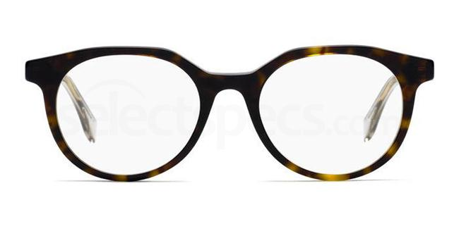 086 FF M0078 Glasses, Fendi