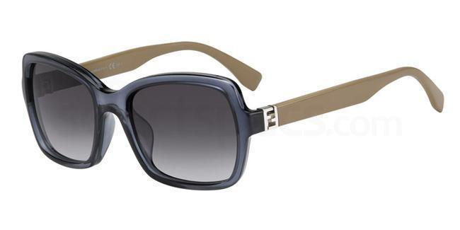 7RB (9O) FF 0007/S Sunglasses, Fendi