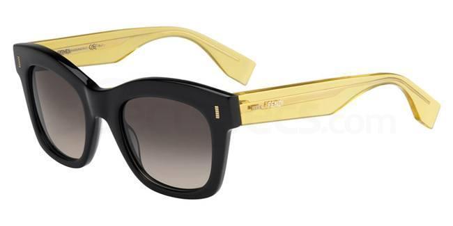 7OA (ED) FF 0025/S Sunglasses, Fendi