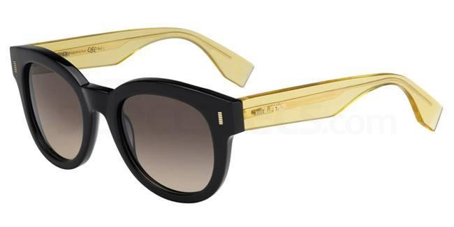 7OA (ED) FF 0026/S Sunglasses, Fendi