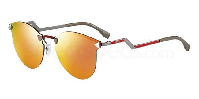 nyfw street style eyewear fendi