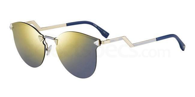 JFG (SQ) FF 0040/S Sunglasses, Fendi