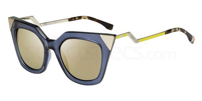 MSU  (MV) FF 0060/S Sunglasses, Fendi