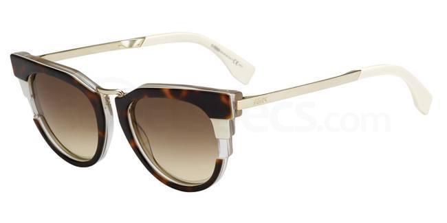 MUV  (CC) FF 0063/S Sunglasses, Fendi