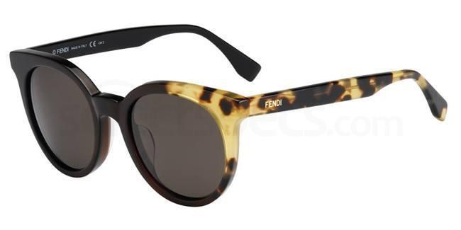 MXU  (NR) FF 0064/S Sunglasses, Fendi