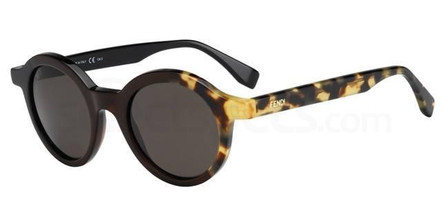 MXU  (NR) FF 0066/S Sunglasses, Fendi