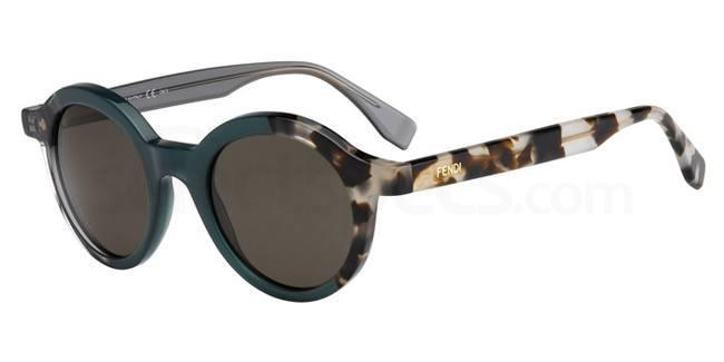 MYN  (QT) FF 0066/S Sunglasses, Fendi
