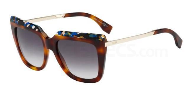 CUA  (9C) FF 0087/S Sunglasses, Fendi