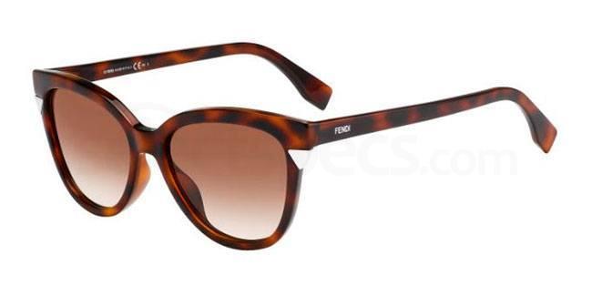 MQL (DB) FF 0125/S Sunglasses, Fendi