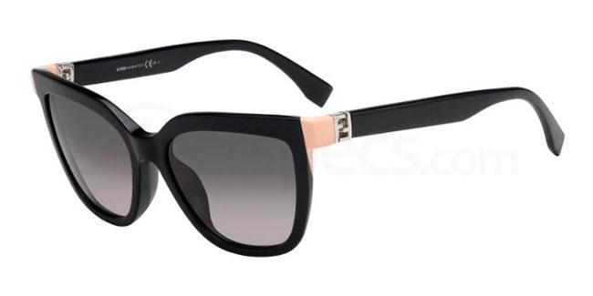 29A (EU) FF 0128/S Sunglasses, Fendi