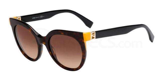 TRD (J6) FF 0129/S Sunglasses, Fendi