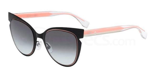 NPZ (JJ) FF 0133/S Sunglasses, Fendi