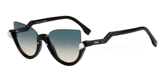 29A (IE) FF 0138/S Sunglasses, Fendi