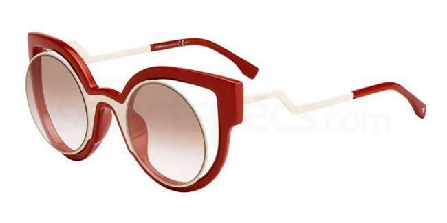 NT4  (1M) FF 0137/S Sunglasses, Fendi