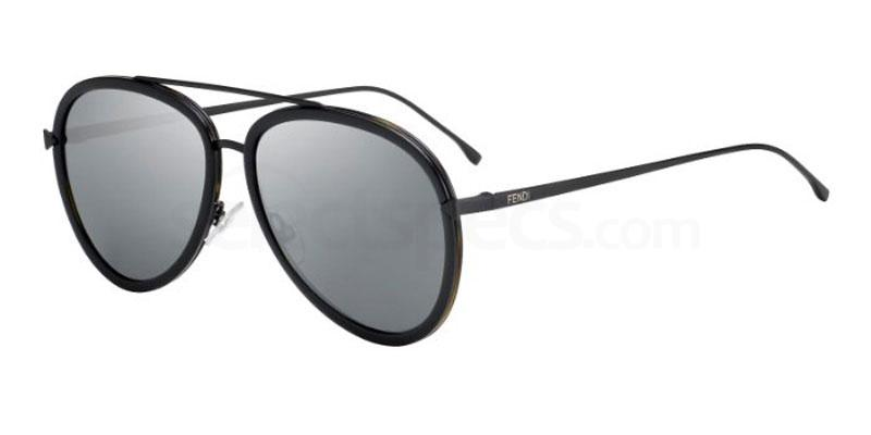 PJP  (U3) FF 0151/S Sunglasses, Fendi