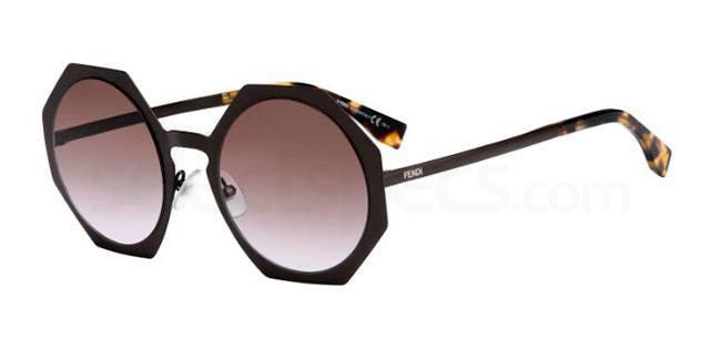 Octagon sunglasses ss17