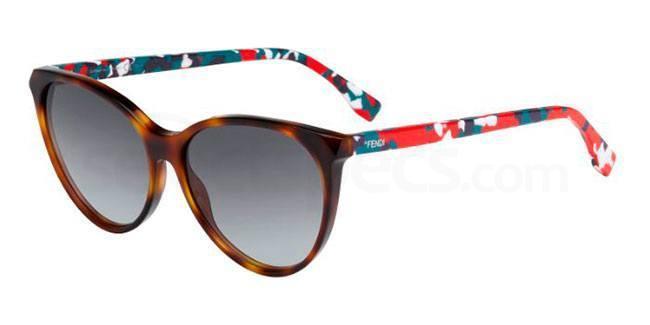 TTR  (VK) FF 0170/S Sunglasses, Fendi