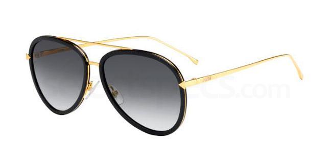 MY2  (JJ) FF 0155/S Sunglasses, Fendi