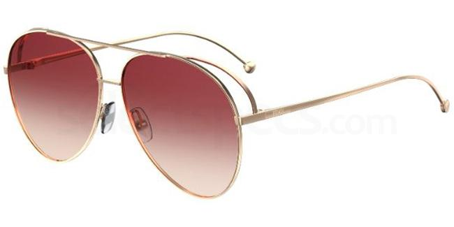 000  (3X) FF 0286/S Sunglasses, Fendi