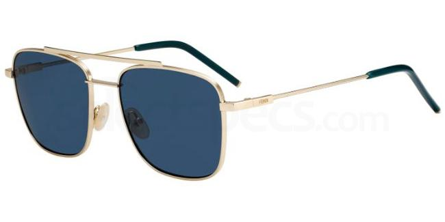 000  (KU) FF M0008/S Sunglasses, Fendi