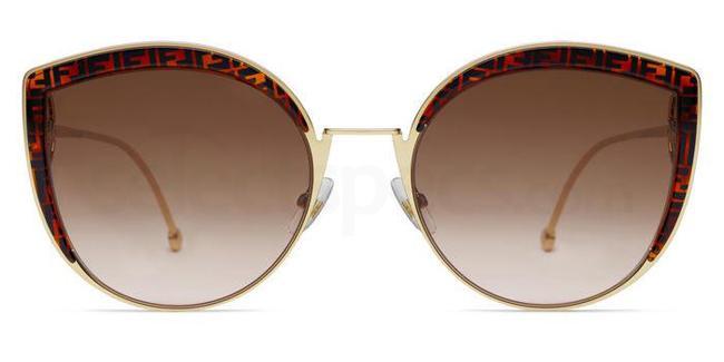 VH8 (M2) FF 0290/S Sunglasses, Fendi
