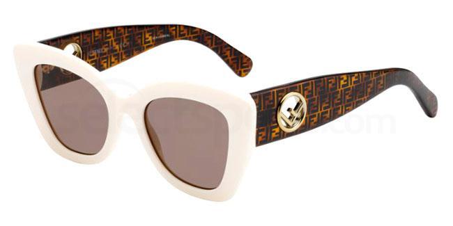 VK6 (70) FF 0327/S Sunglasses, Fendi