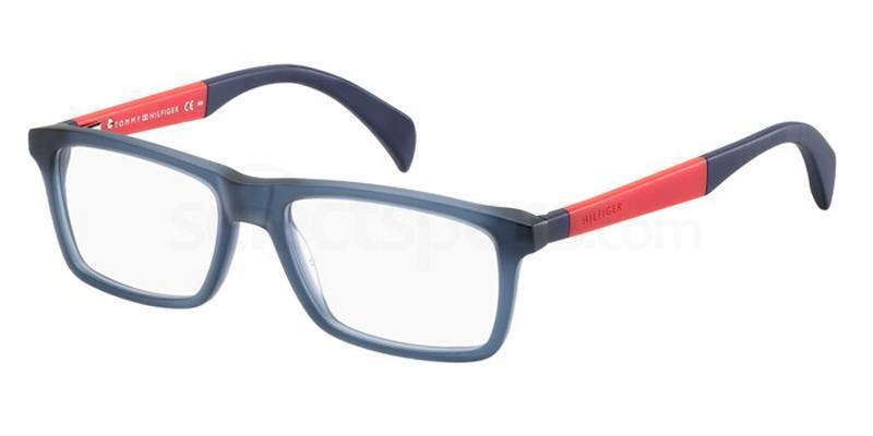 89G TH 1260 Glasses, Tommy Hilfiger